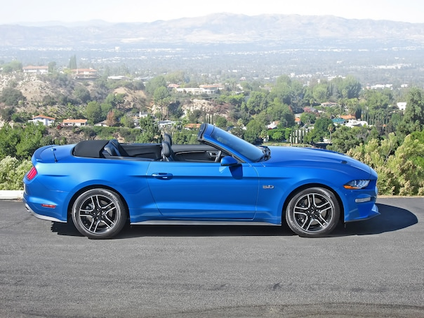 week   ford mustang gt convertible premium automobile magazine