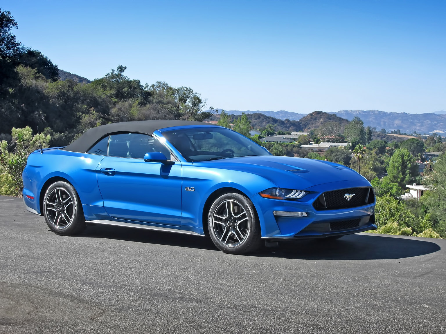 one week with 2019 ford mustang gt convertible premium. Black Bedroom Furniture Sets. Home Design Ideas