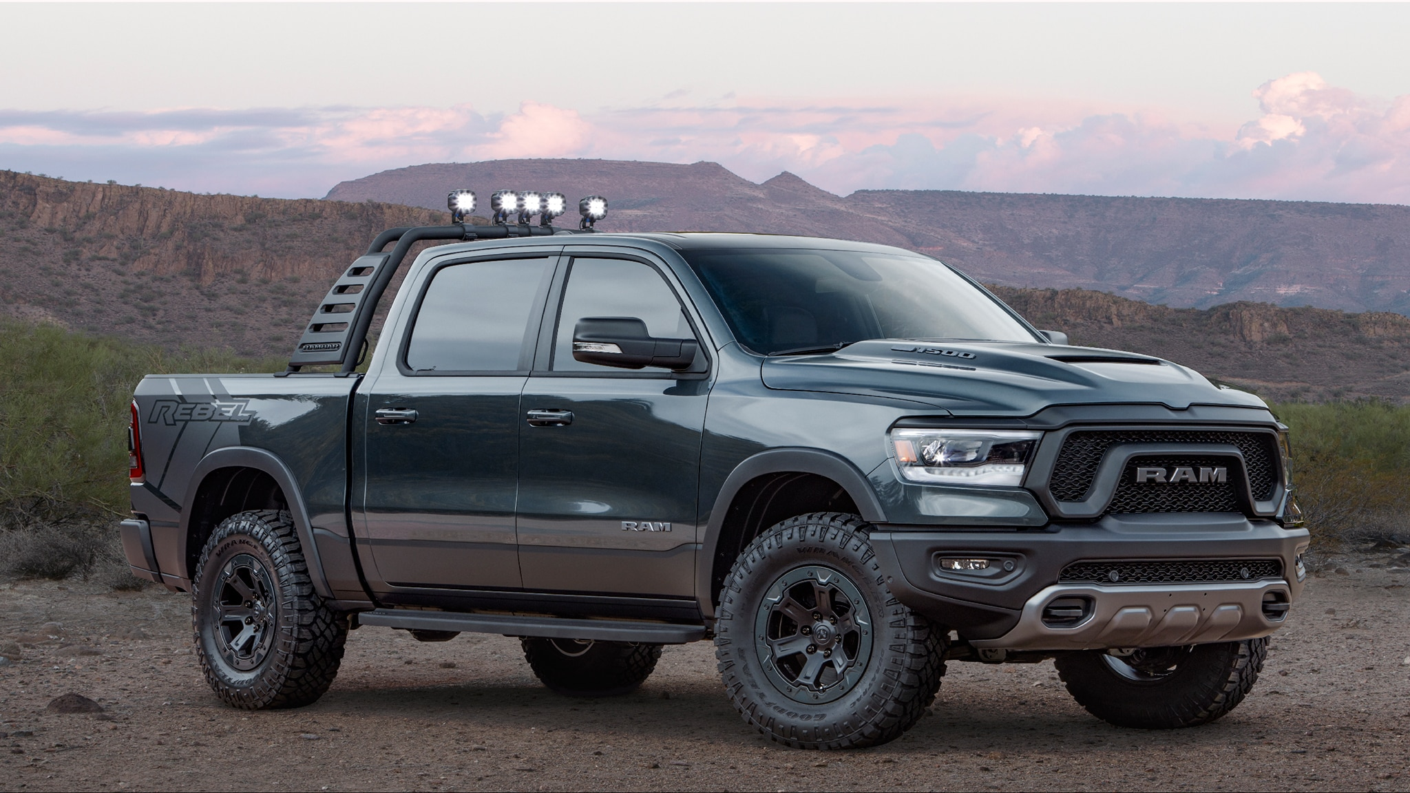 Ram Rides Into SEMA With Two 1500 Pickup Truck Concepts