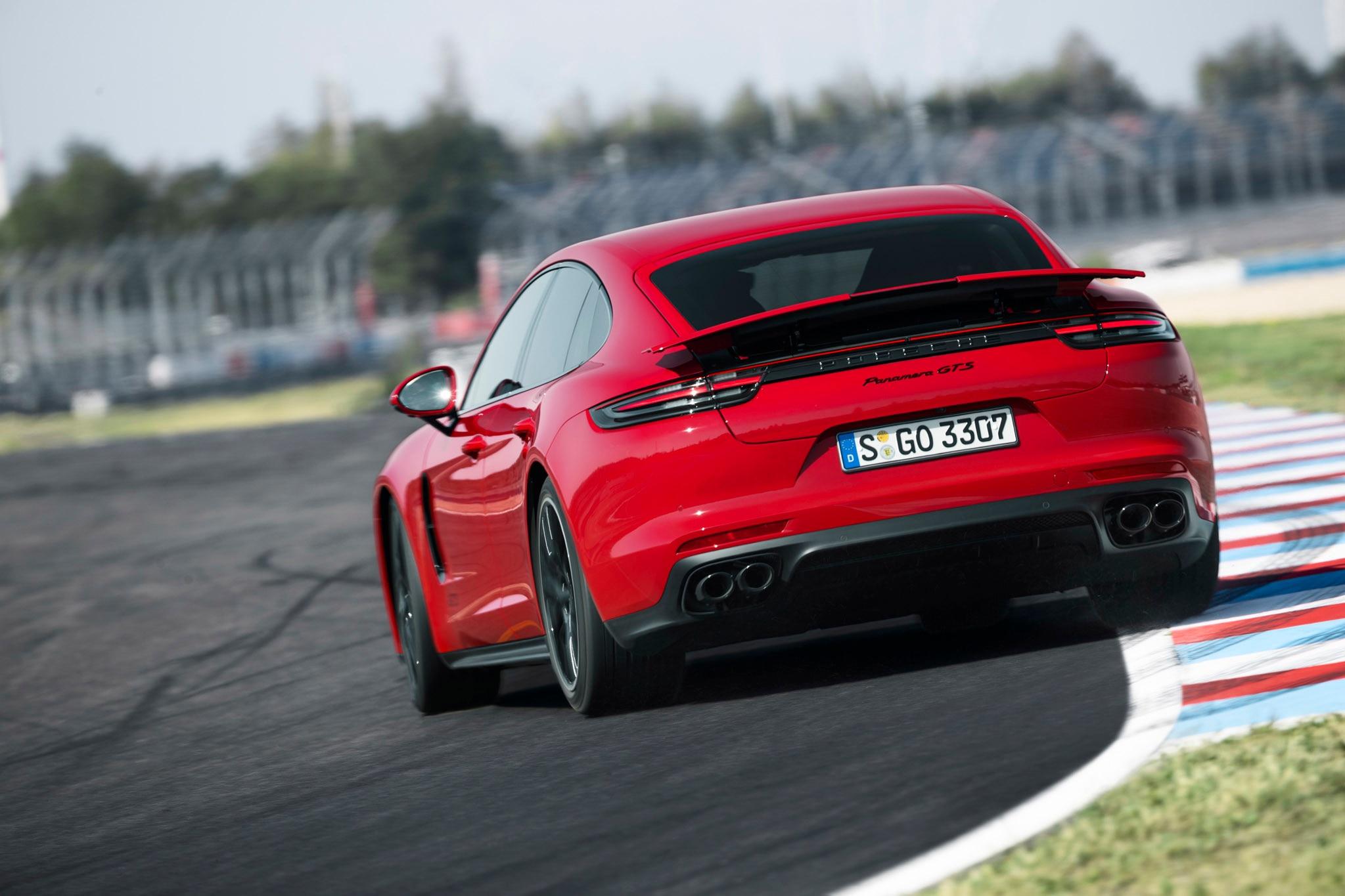 2019 Porsche Panamera GTS First Review Automobile Magazine ...