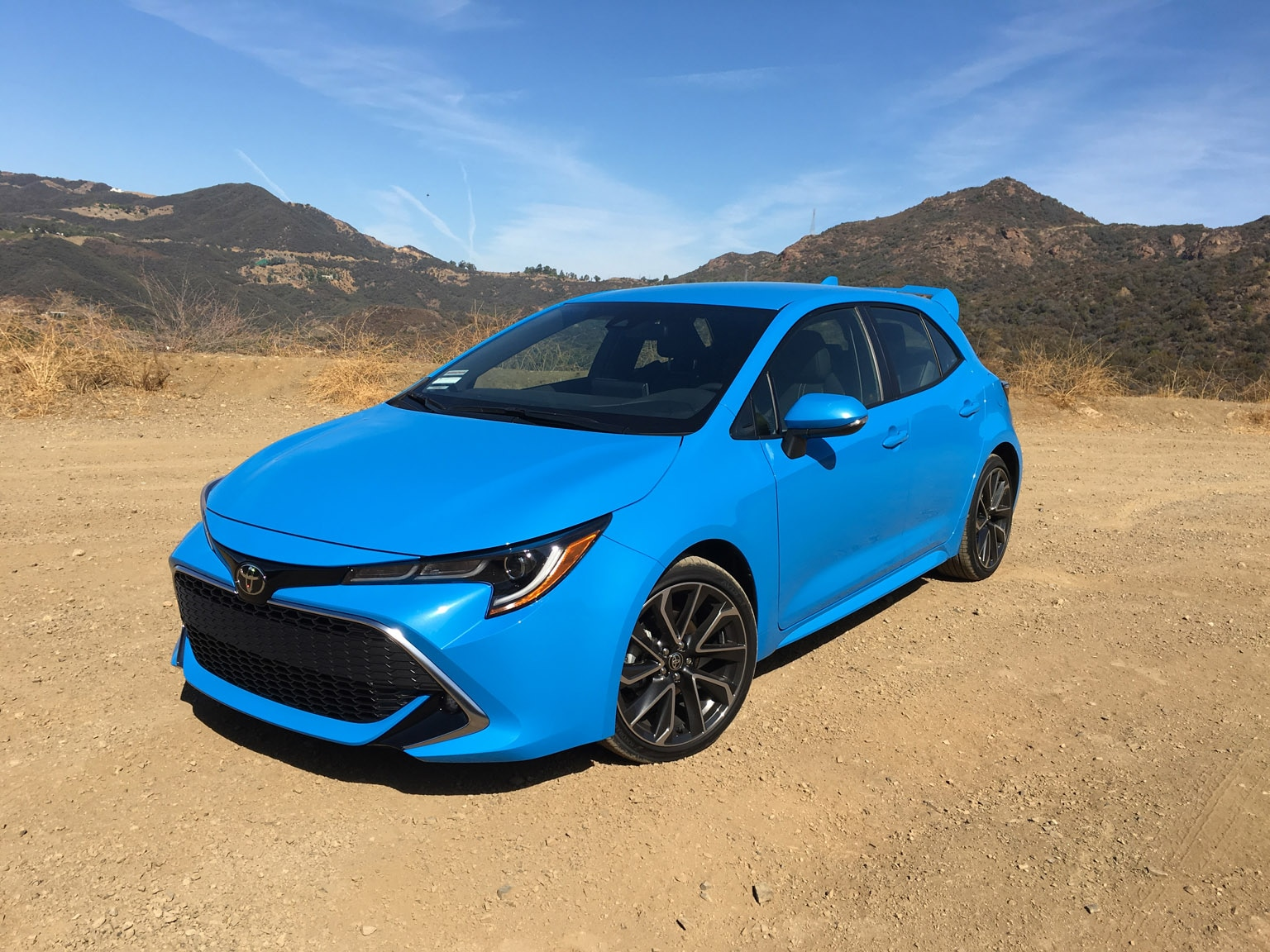 quick take  2019 toyota corolla xse hatchback