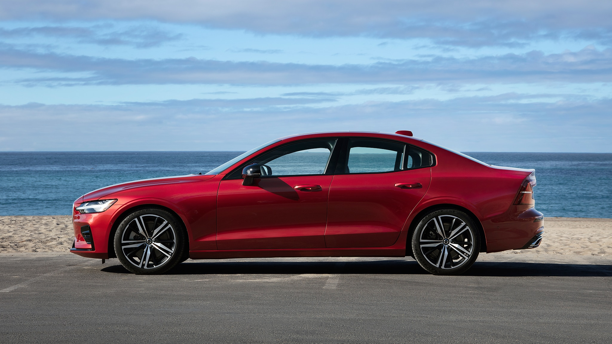 2019 Volvo S60 First Drive Review Automobile Magazine