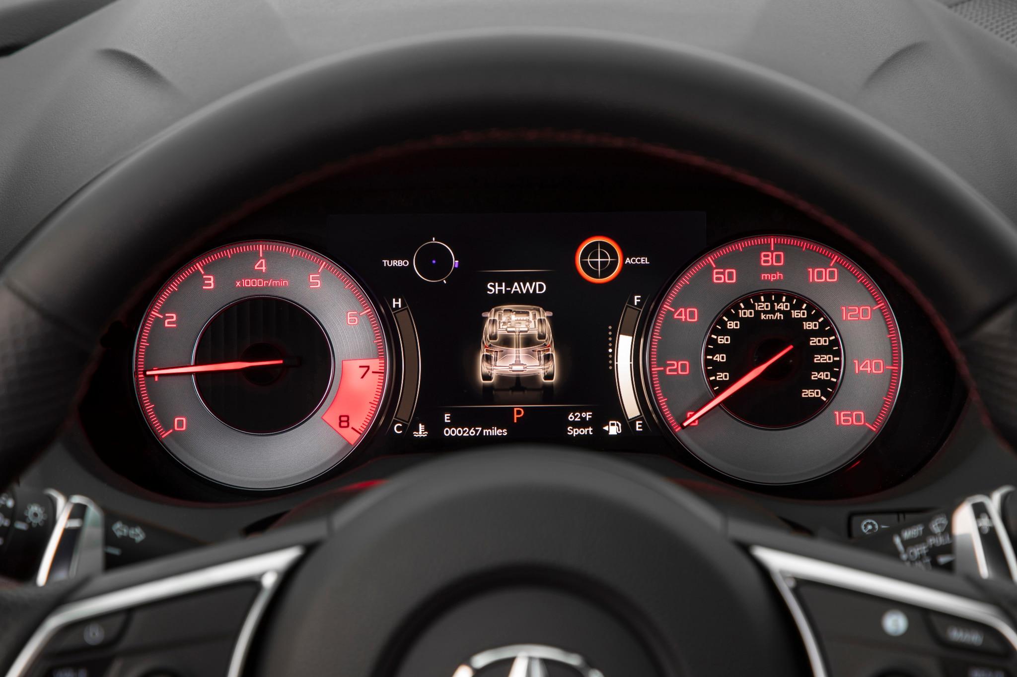 Quick Take 2019 Acura Rdx A Spec Sh Awd Automobile Magazine
