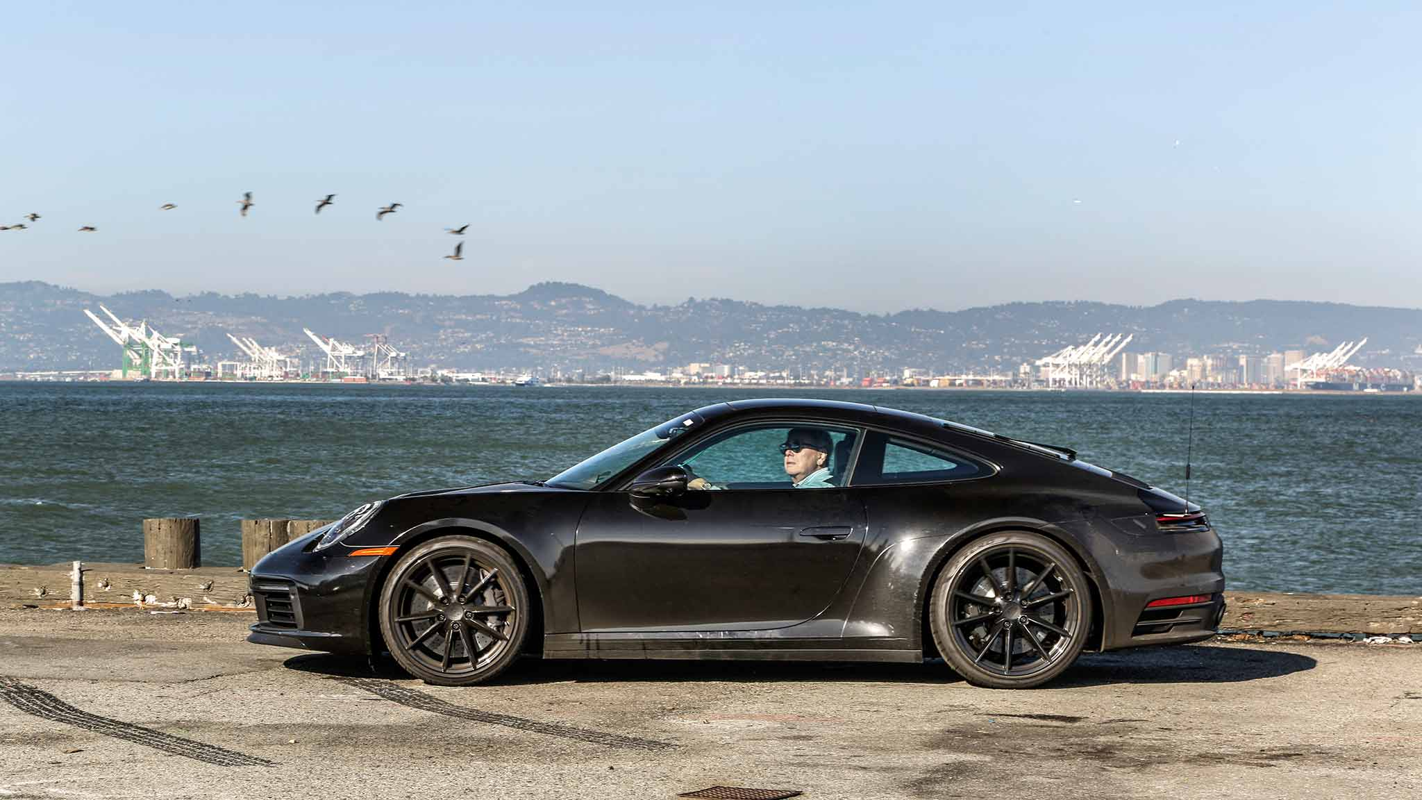 First Automobile Ever Made >> 2020 Porsche 911 Prototype (992 Series) First Drive Review Automobile Magazine