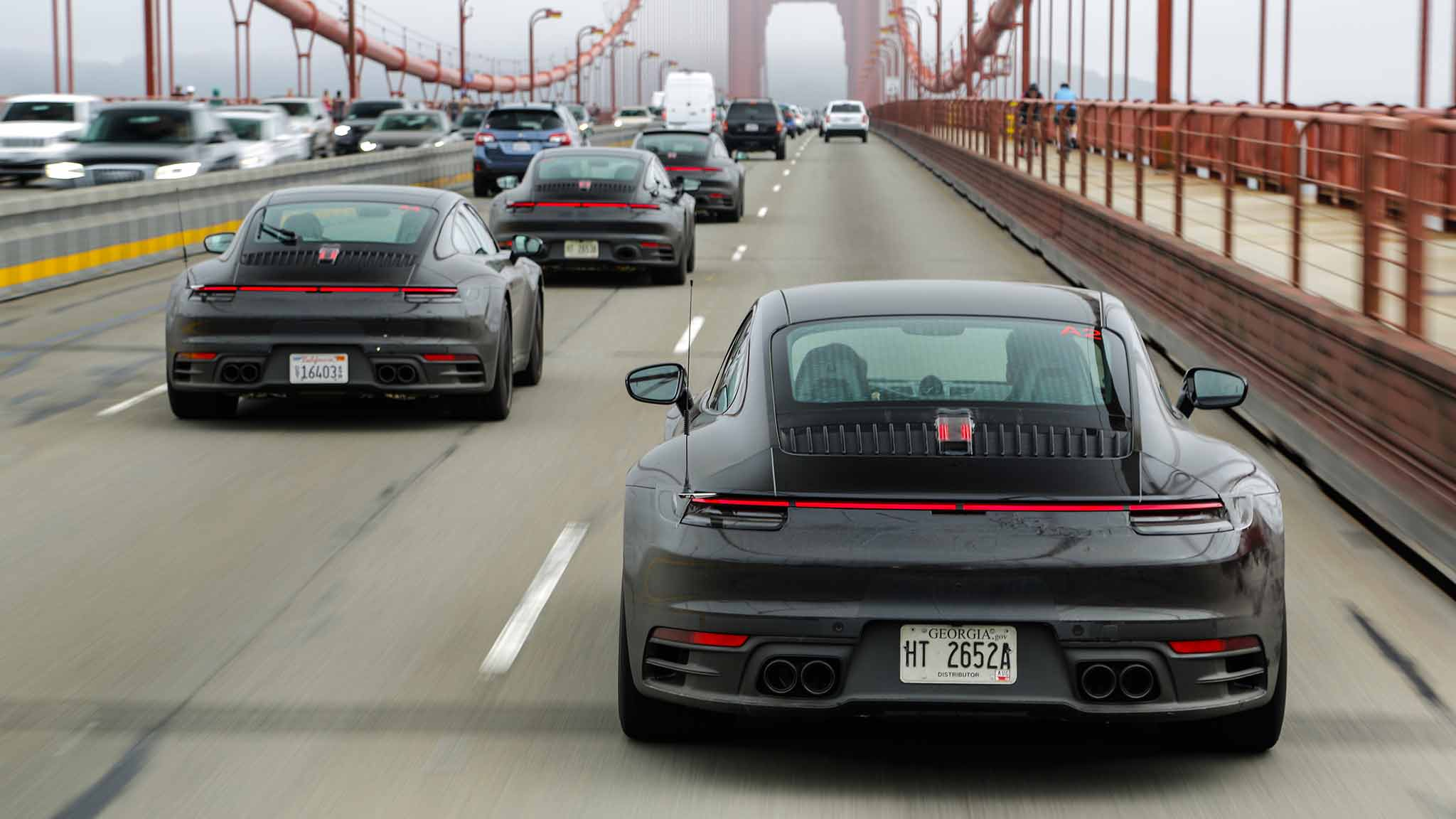 2020 Porsche 911 Prototype 992 Series First Drive Review