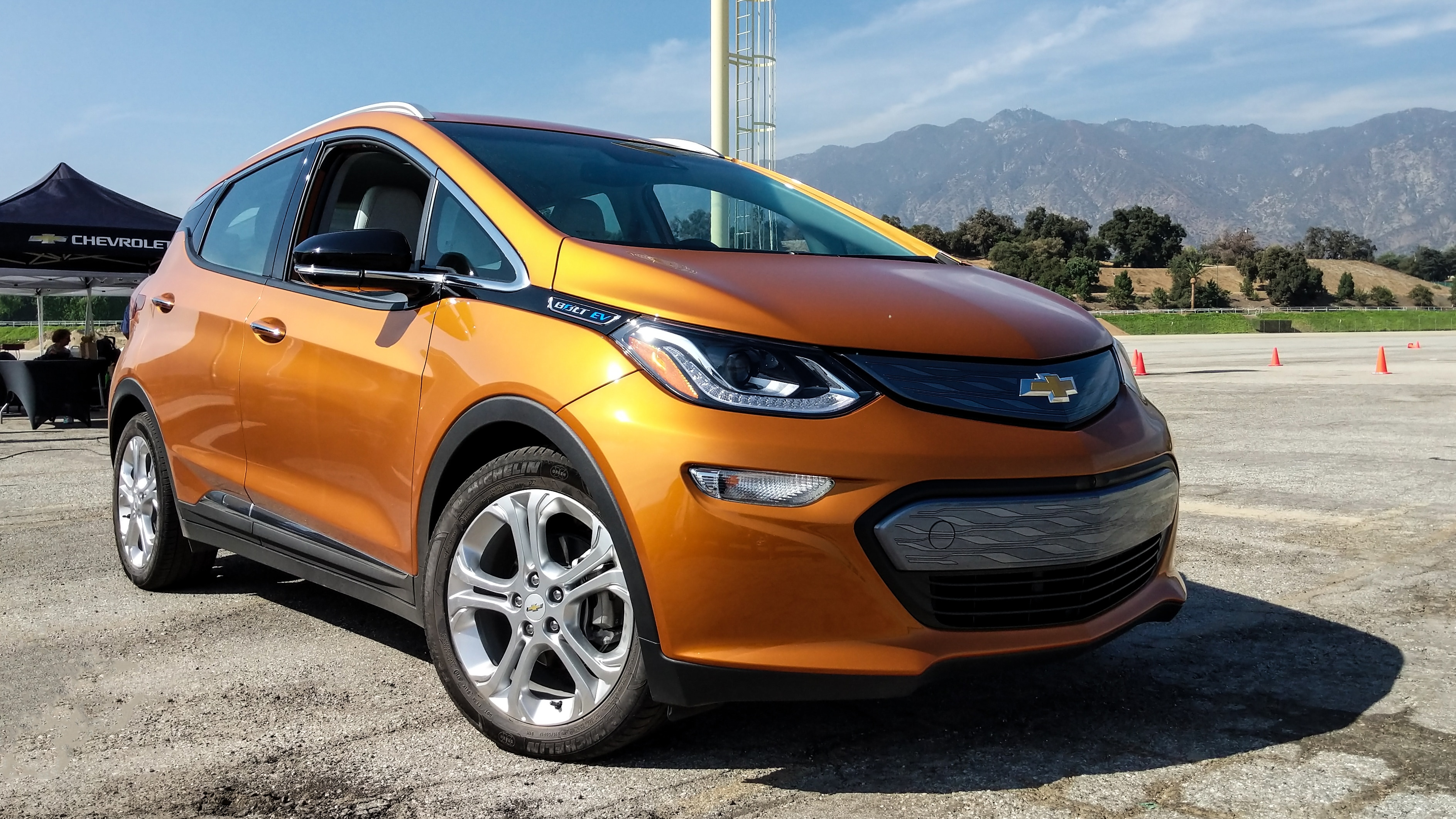 Chevy Bolt Autocross 3 1