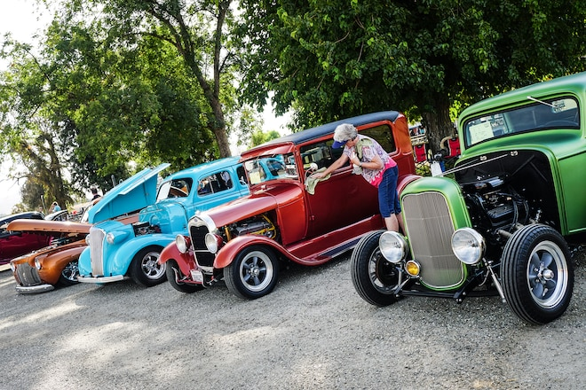 Chevy Classic Club Th Annual Car Show Automobile Magazine - Car show near me