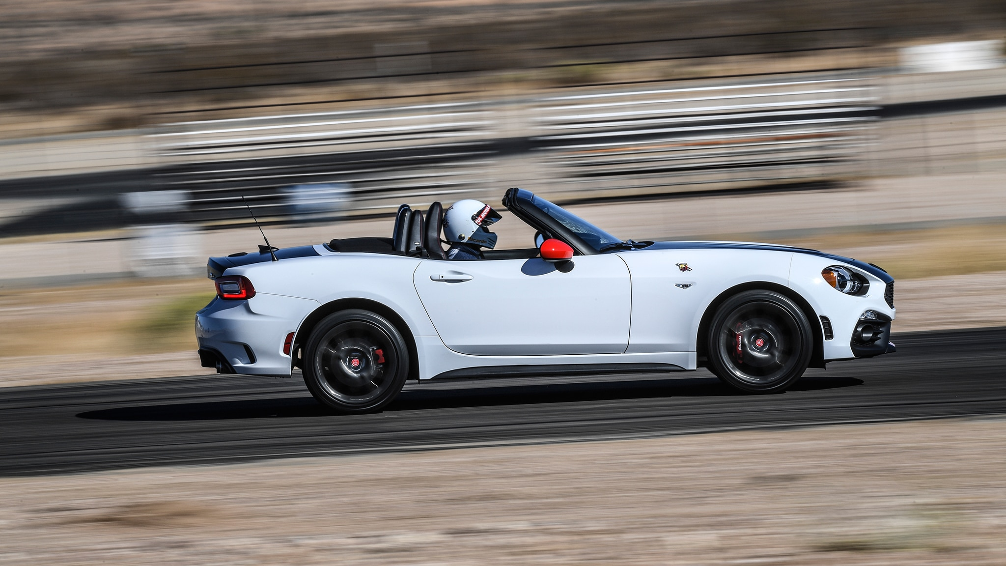 Fiat Abarth Track Experience 40