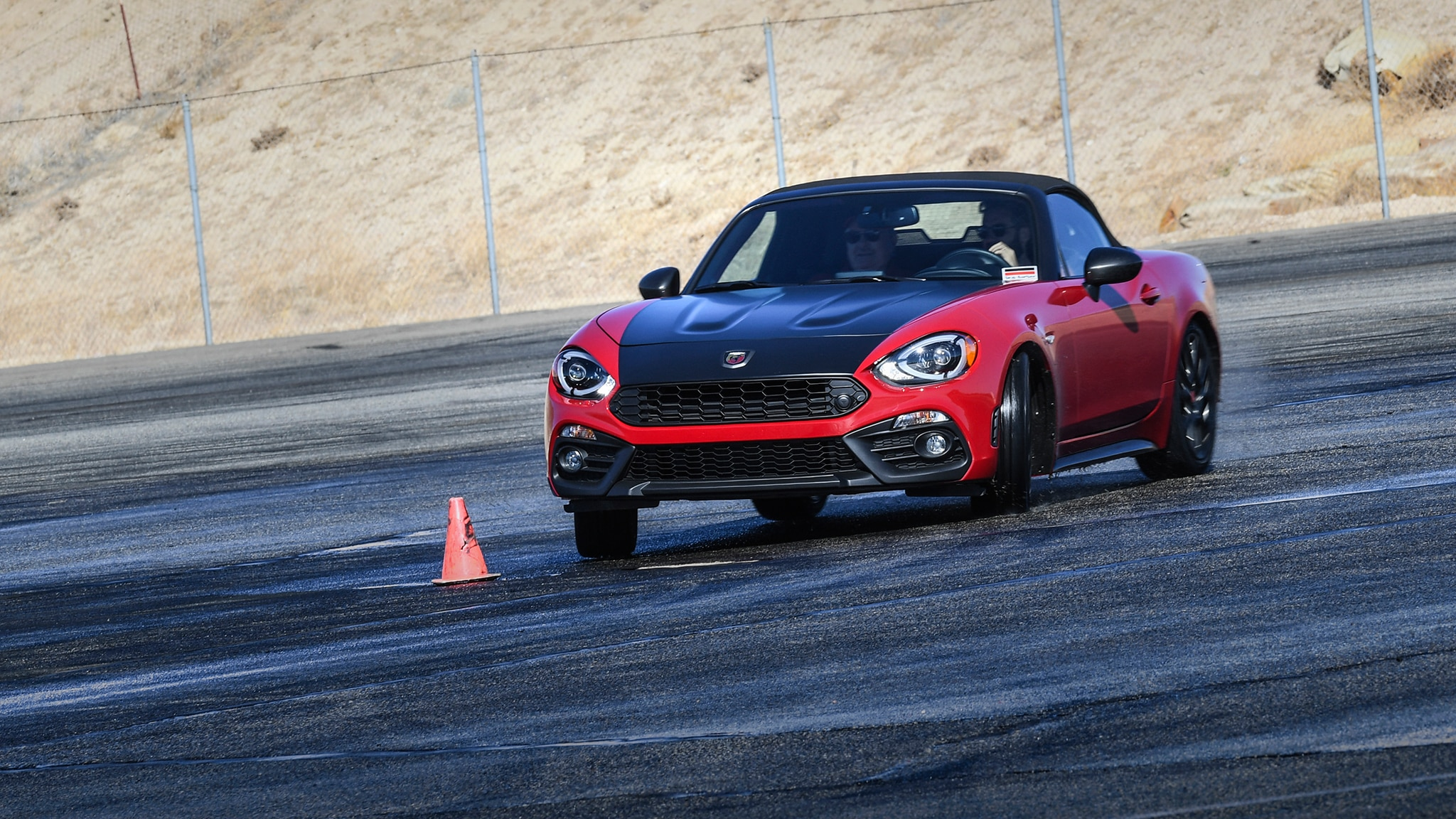 The Fiat Abarth Track Experience
