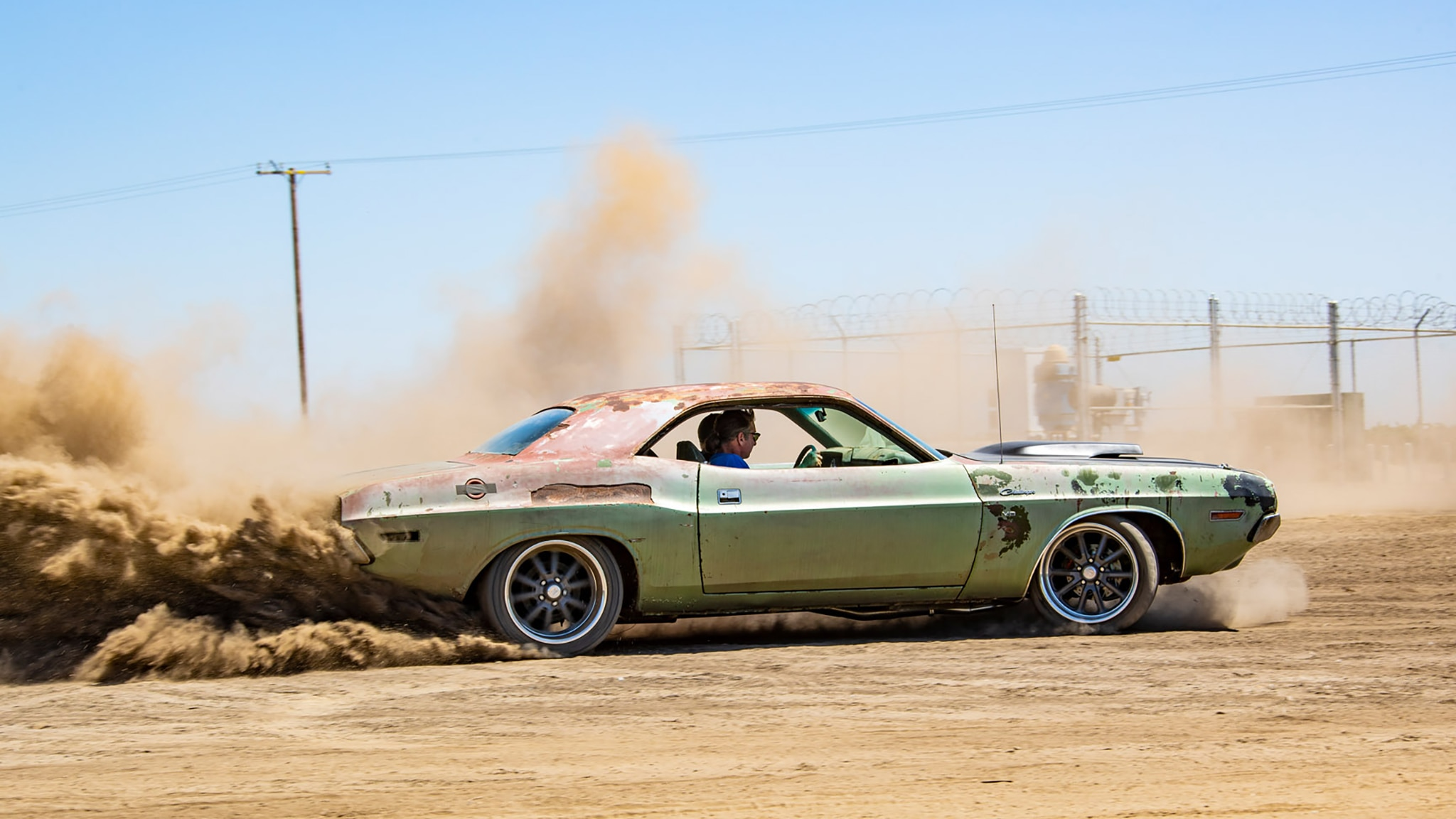 Hero Roadkill Garage 1970 Dodge Challenger 9970