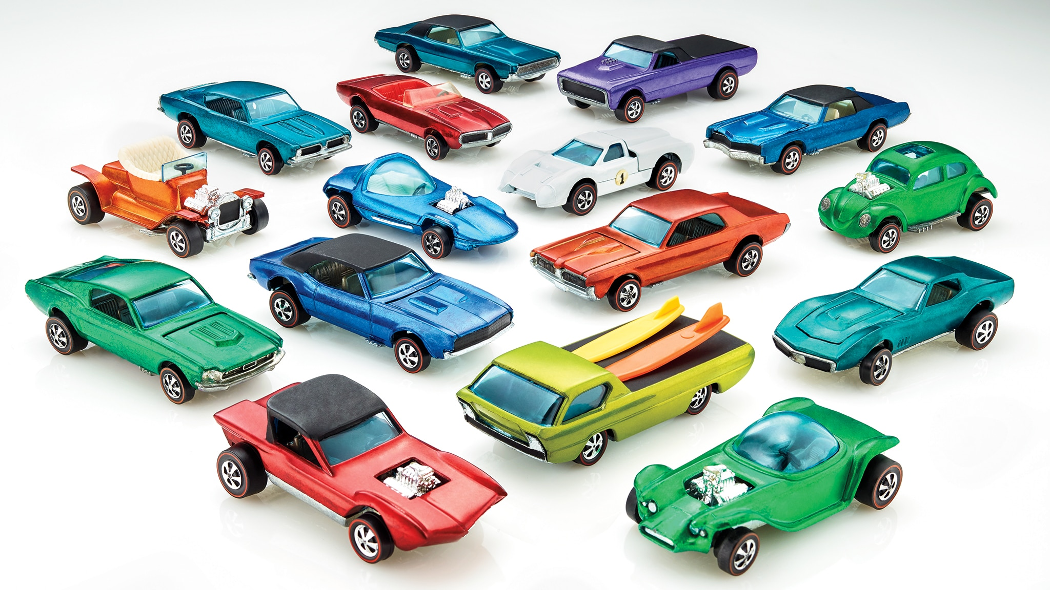 wheels toy sweet ever cars hotwheels 1968 diecast mattel toys history corvette years
