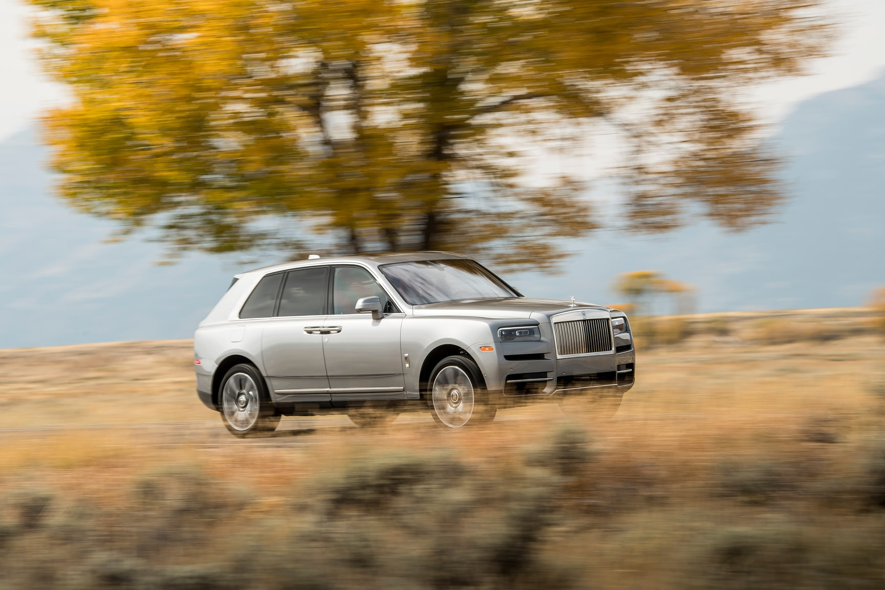 2019 Rolls-Royce Cullinan Drive Review Automobile Magazine