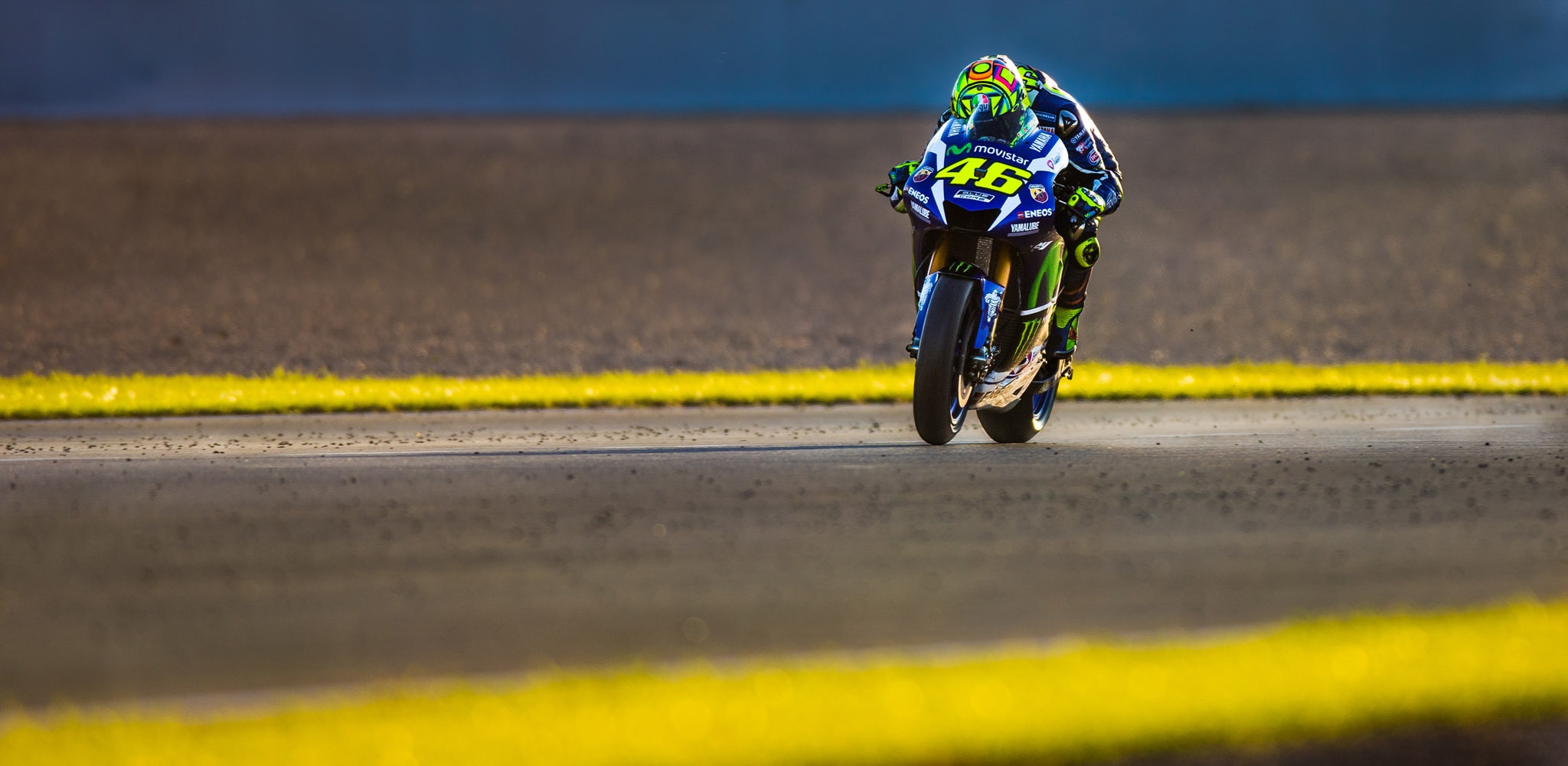 The Legend of Valentino Rossi is Still Going Strong at 39