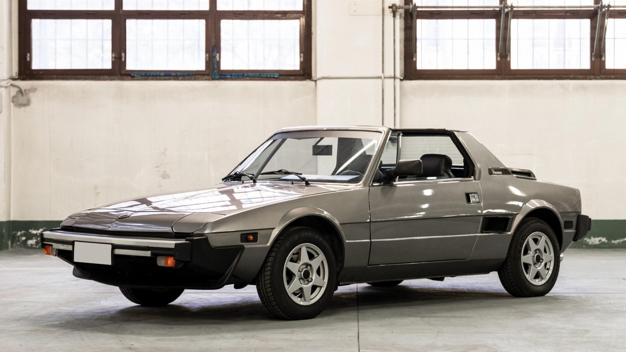 1980 Fiat Bertone X19 Front Three Quarter