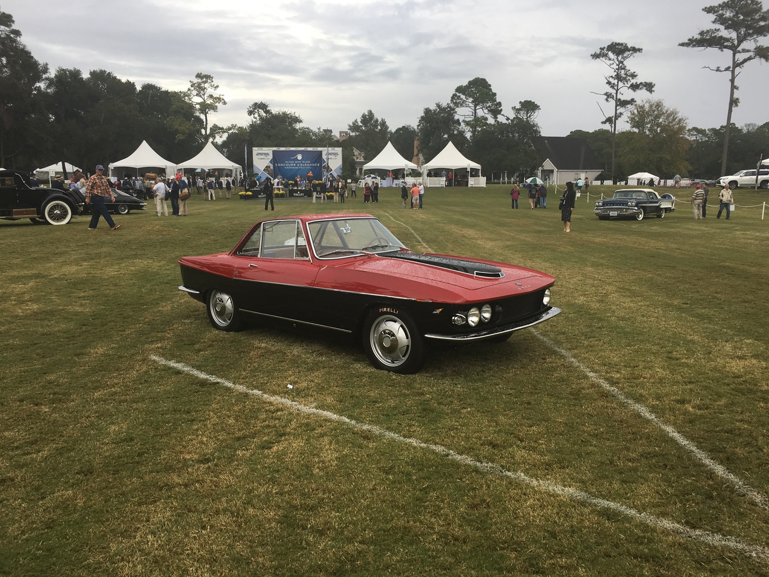 five cool cars from the 2018 hilton head concours d elegance