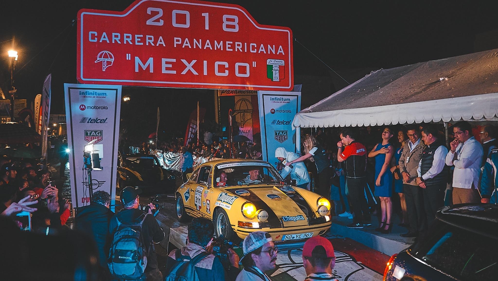 Three Days in Mexico on the Trail of La Carrera Panamericana