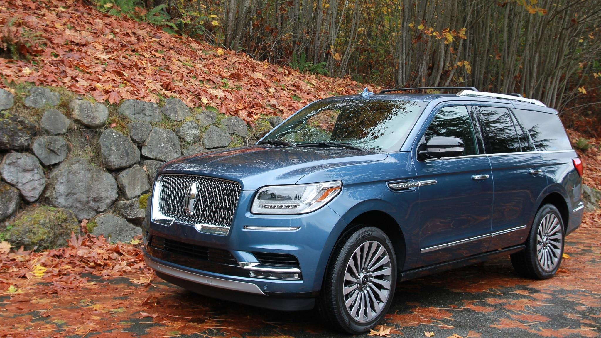 2018 Lincoln Navigator Quick Review Automobile Magazine