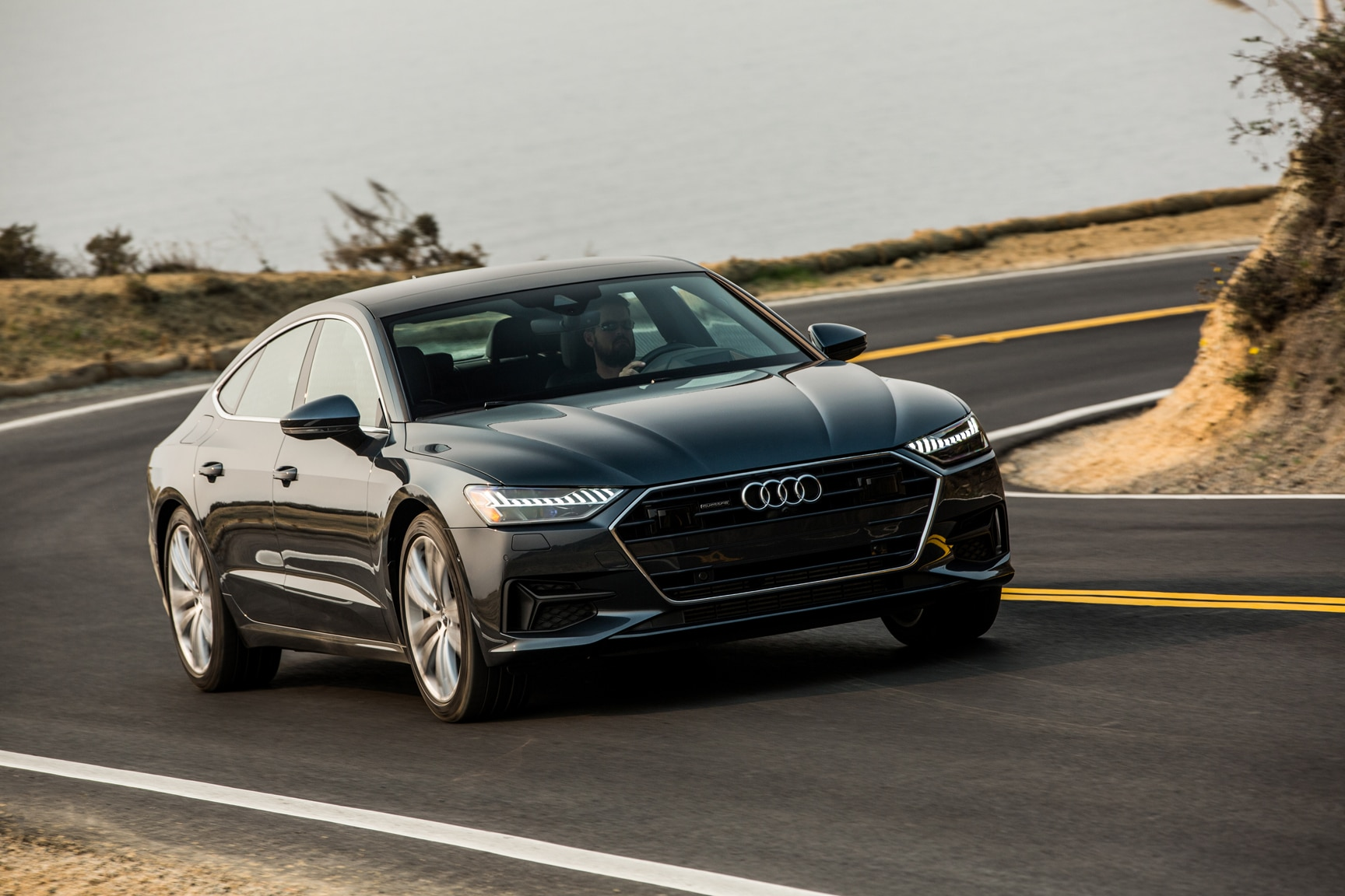 2019 Audi A6 And A7 Drive 803