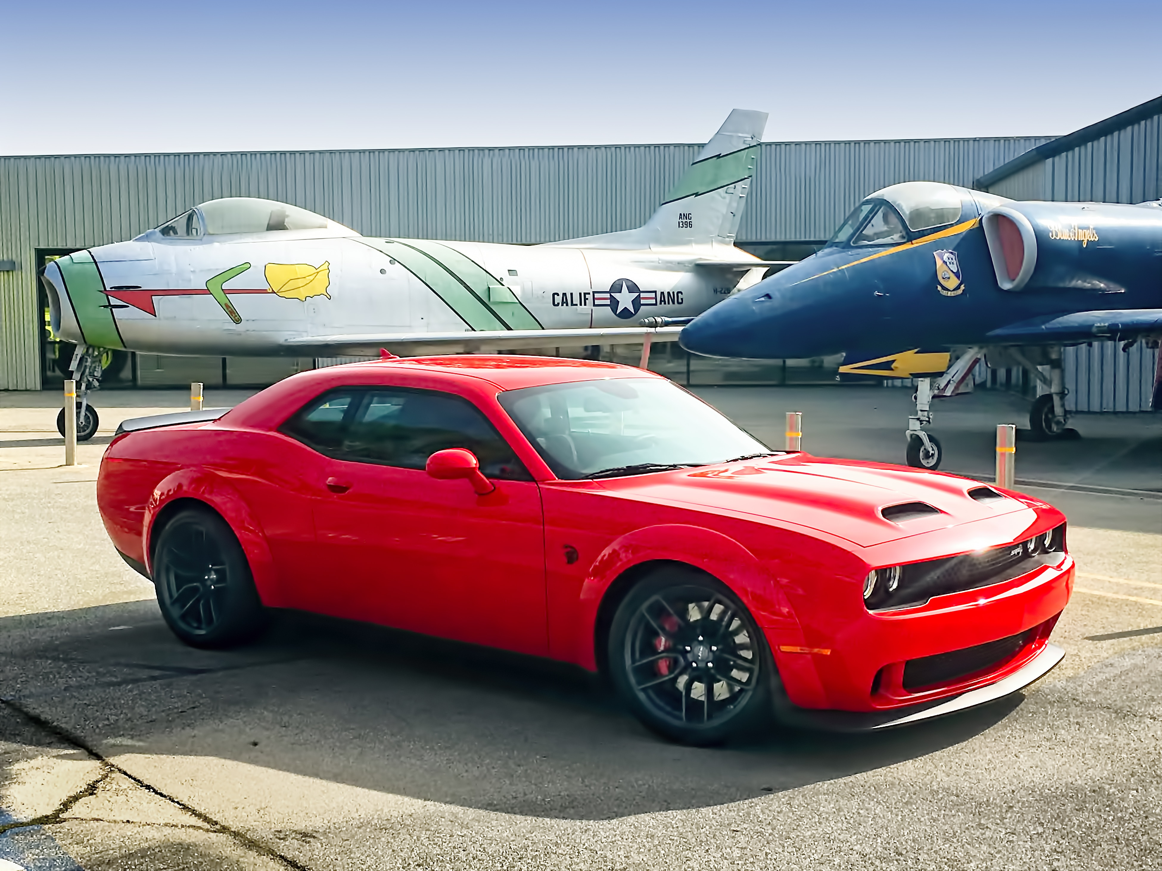 2019 Dodge Challenger Hellcat Redeye 1 Week With The 797 Hp