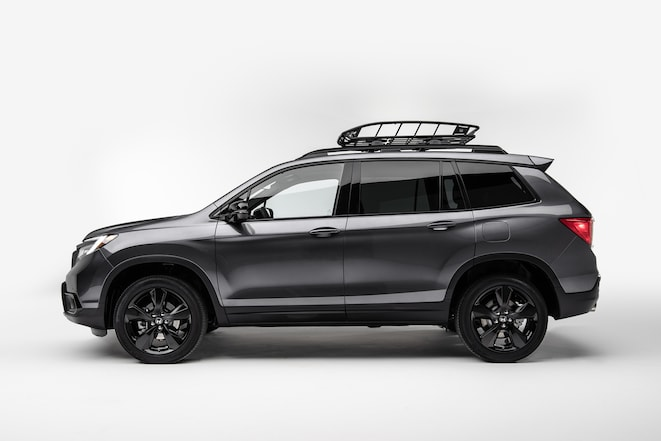2019 Honda Passport Here Are The Official Details Automobile Magazine