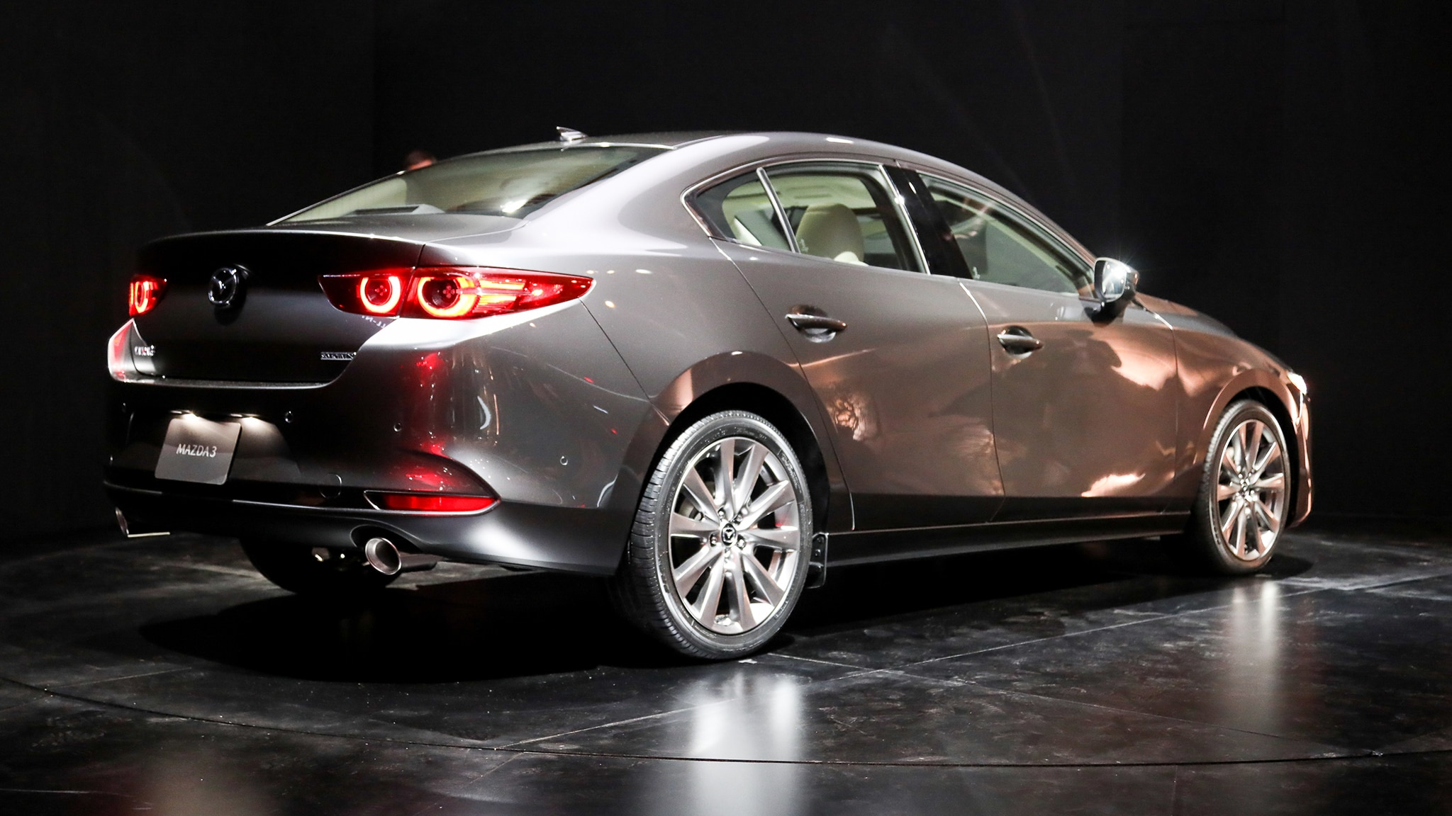 2019 mazda 3 arrives here are the official details. Black Bedroom Furniture Sets. Home Design Ideas