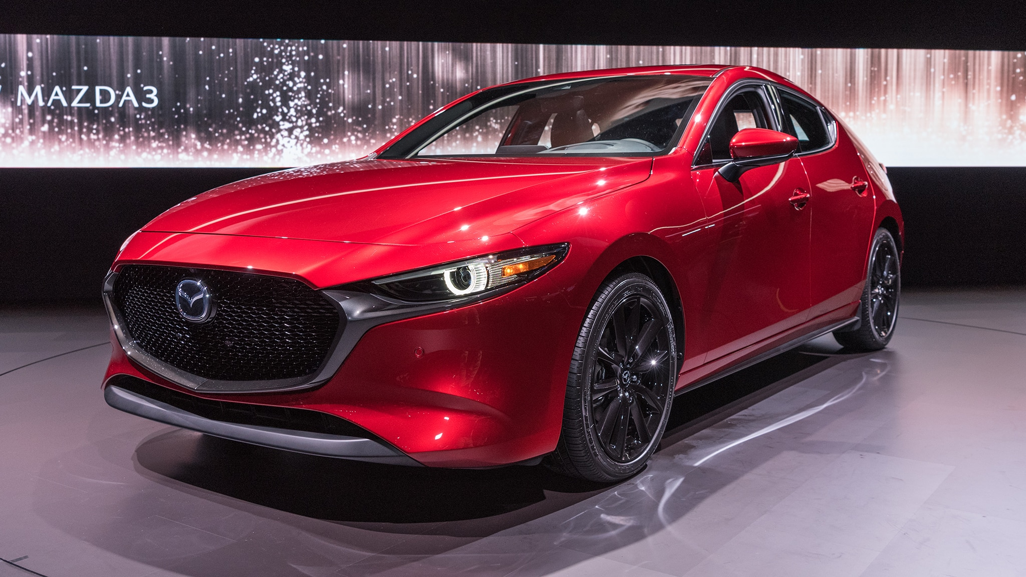 2019 mazda 3 arrives here are the official details automobile magazine. Black Bedroom Furniture Sets. Home Design Ideas