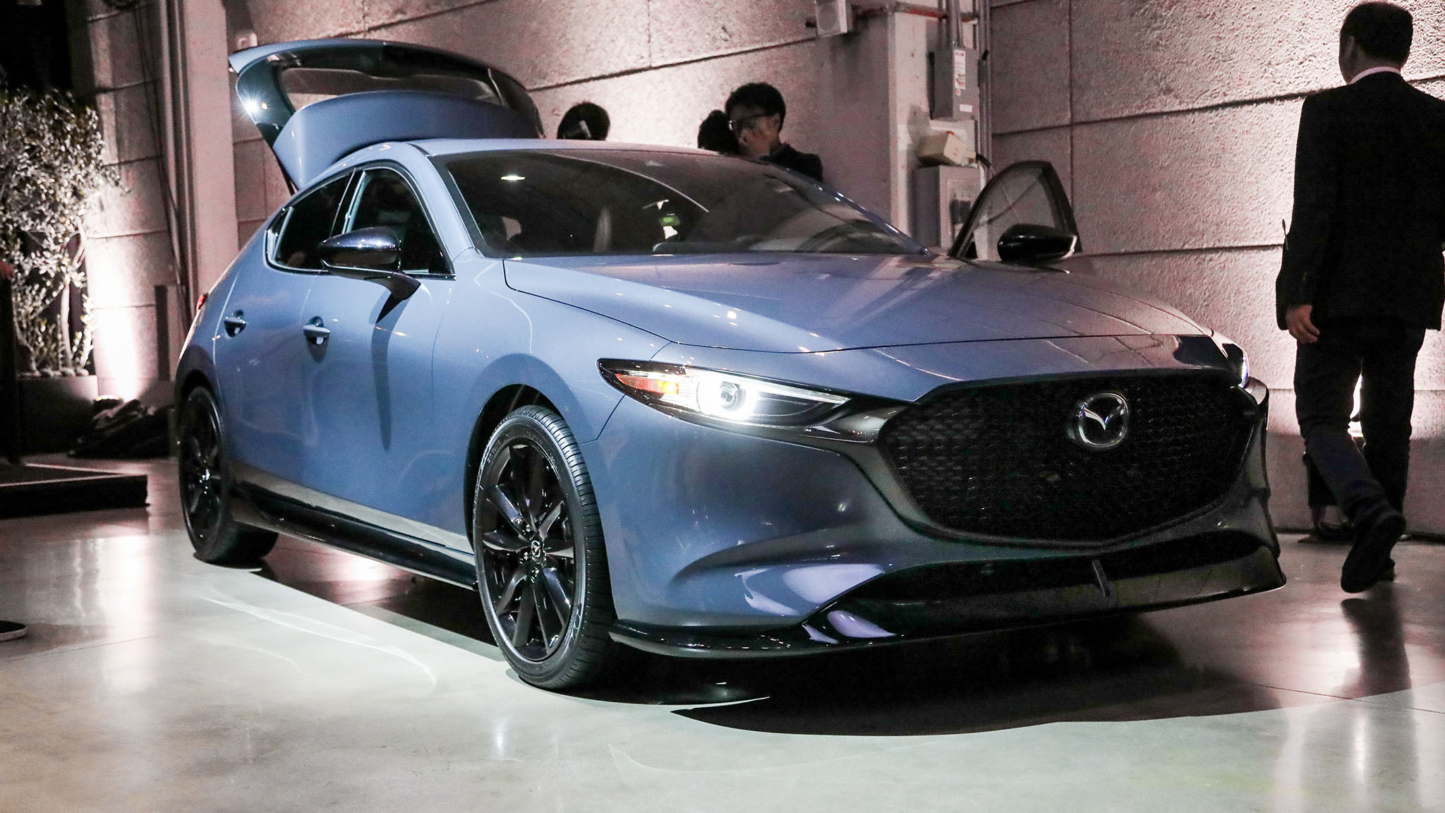 2019 Mazda 3 Arrives Here Are The Official Details Automobile