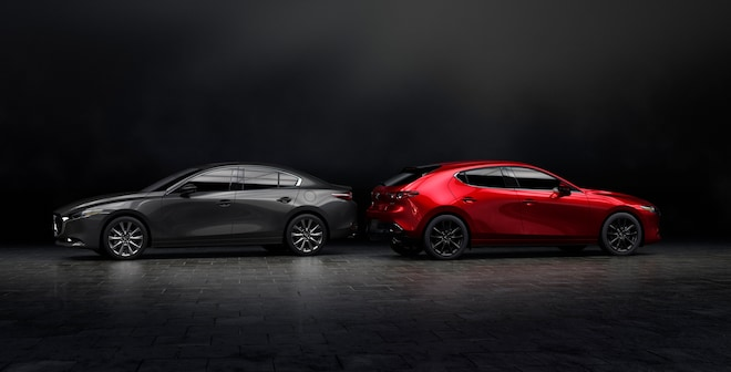 But The Main Storylines For New Fourth Generation Mazda 3 Center On Motivation And Traction Departments Is Using Launch Of 2019