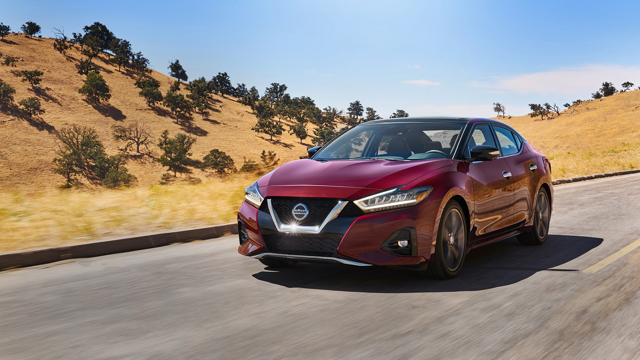 2019 Nissan Maxima Gets New Looks and Safety Tech ...