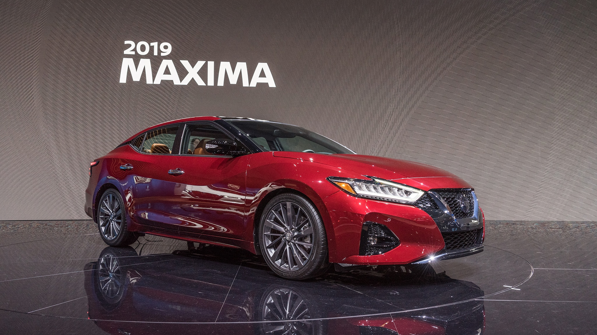 2019 Nissan Maxima First Drive Review: Better than ...