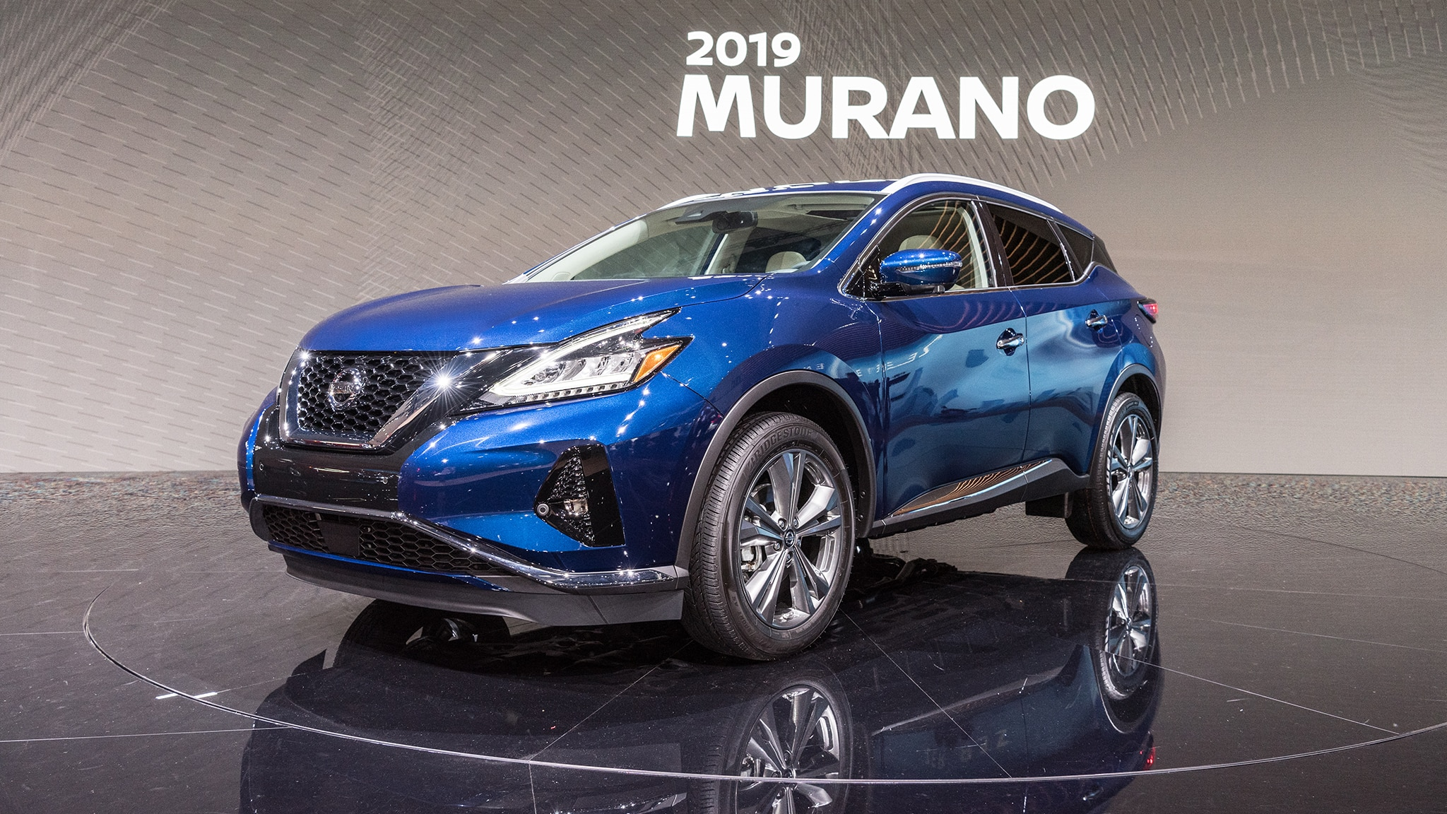 2019 nissan murano is refreshed with more tech and updated styling