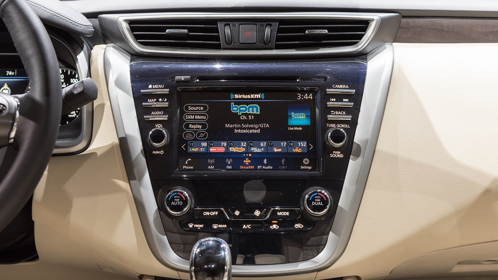 Nissan Murano Platinum >> 2019 Nissan Murano Is Refreshed with More Tech and Updated ...