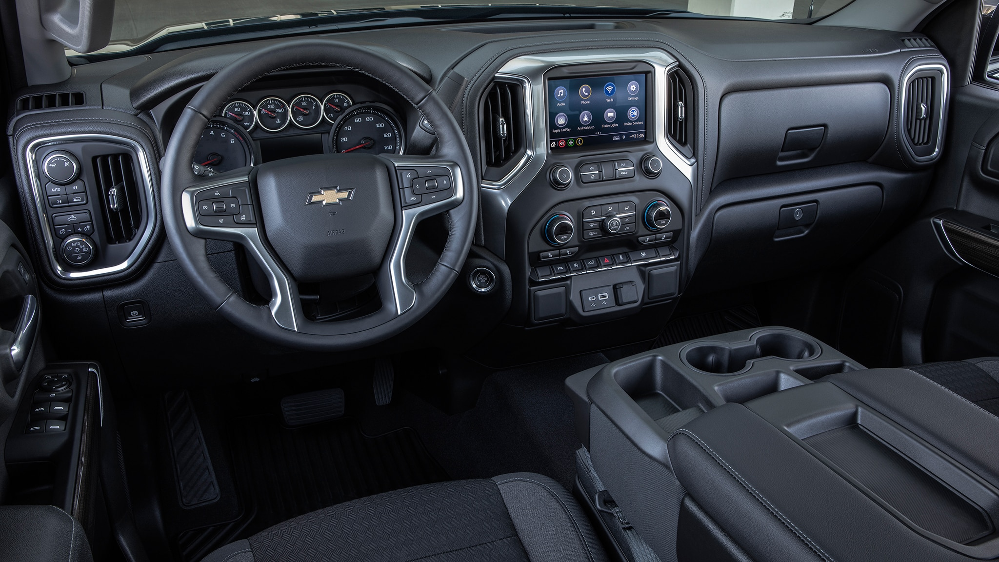 2019 Chevrolet Silverado 4 Cylinder Review Automobile