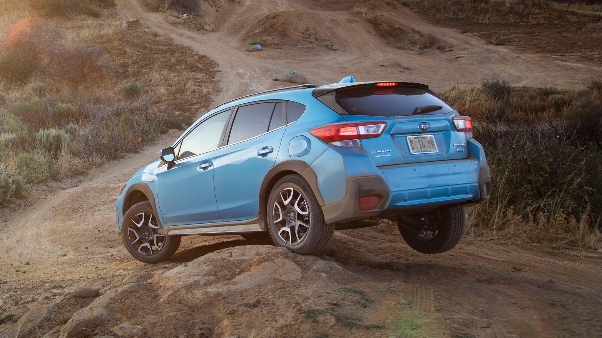 2019 Subaru Crosstrek Hybrid Hero 1