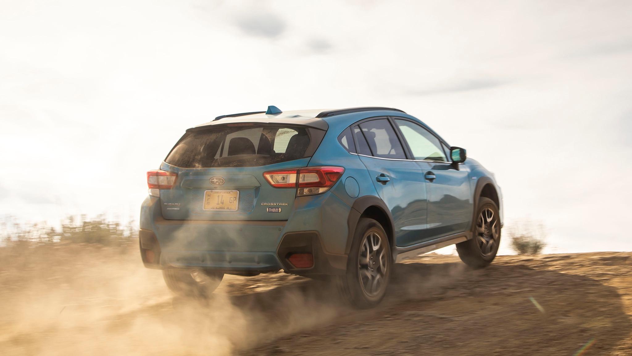 2019 Subaru Crosstrek Hybrid Photos Hero