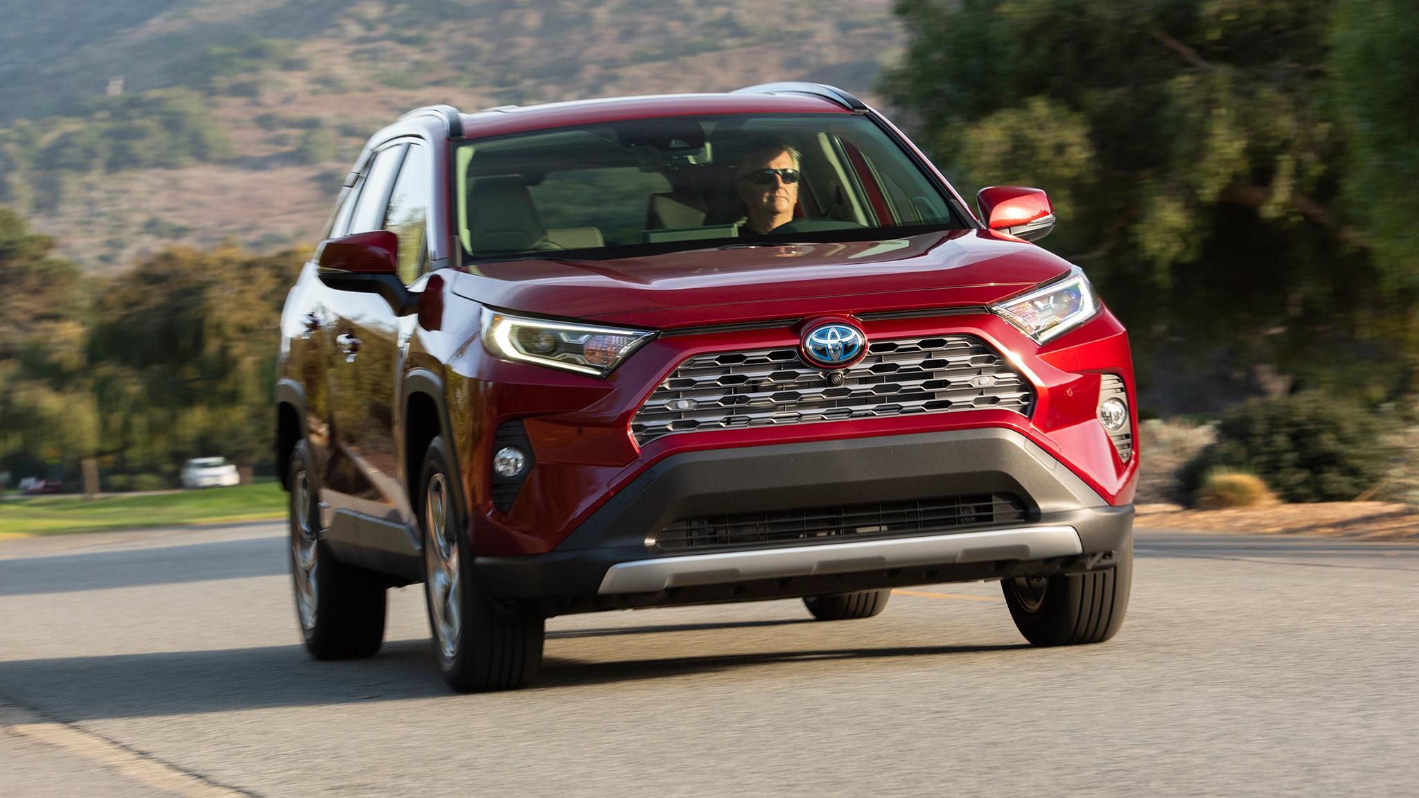 2019 Toyota Rav4 First Drive Review Automobile Magazine
