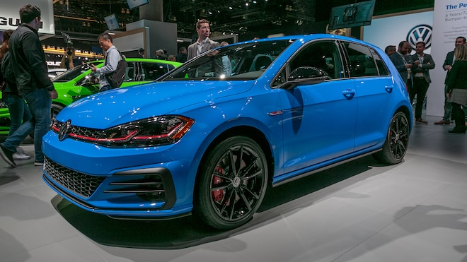 2019 Volkswagen Golf GTI Rabbit Edition 10
