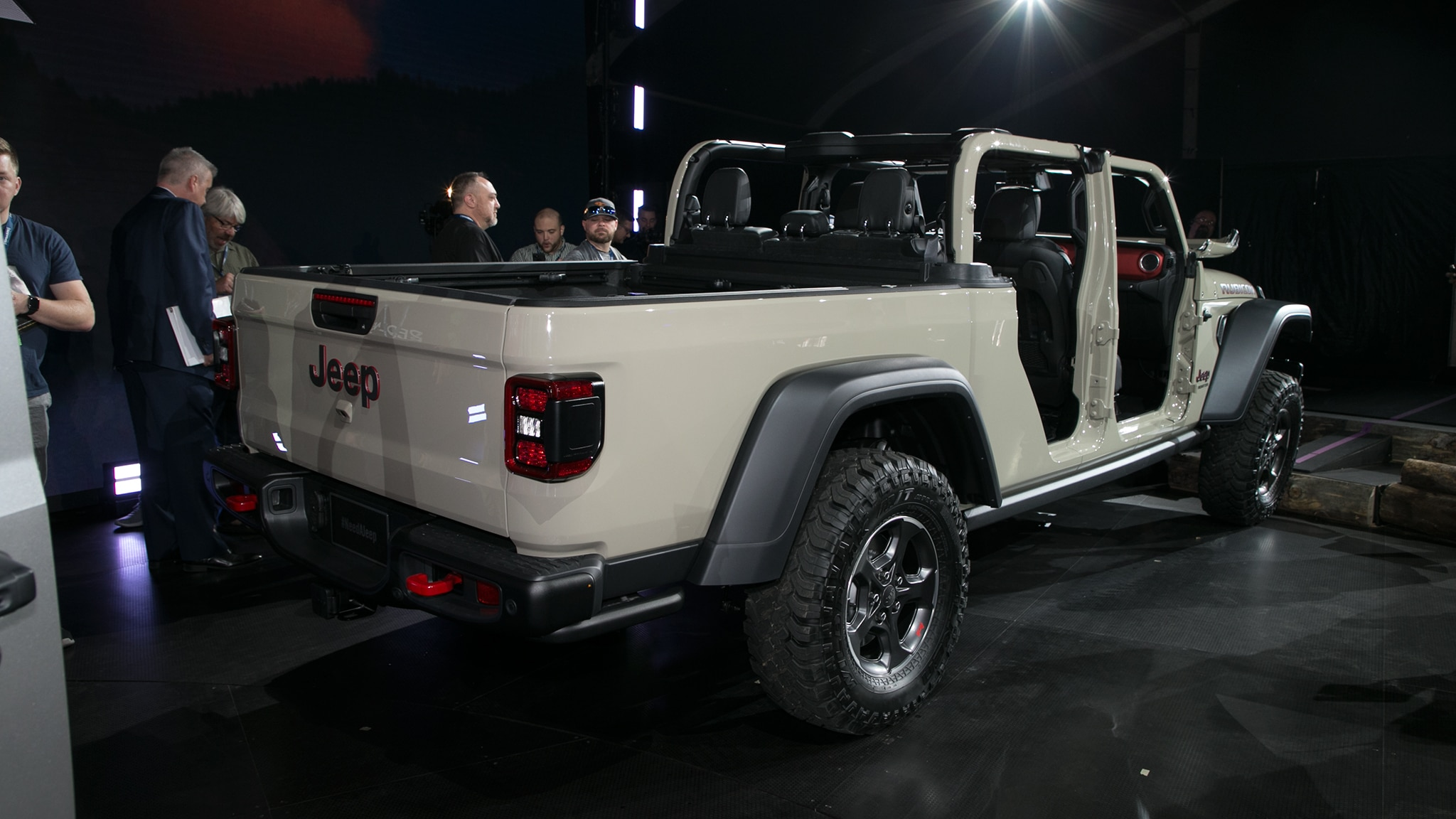 2020 Jeep Gladiator Exterior Dimensions - Used Car Reviews ...