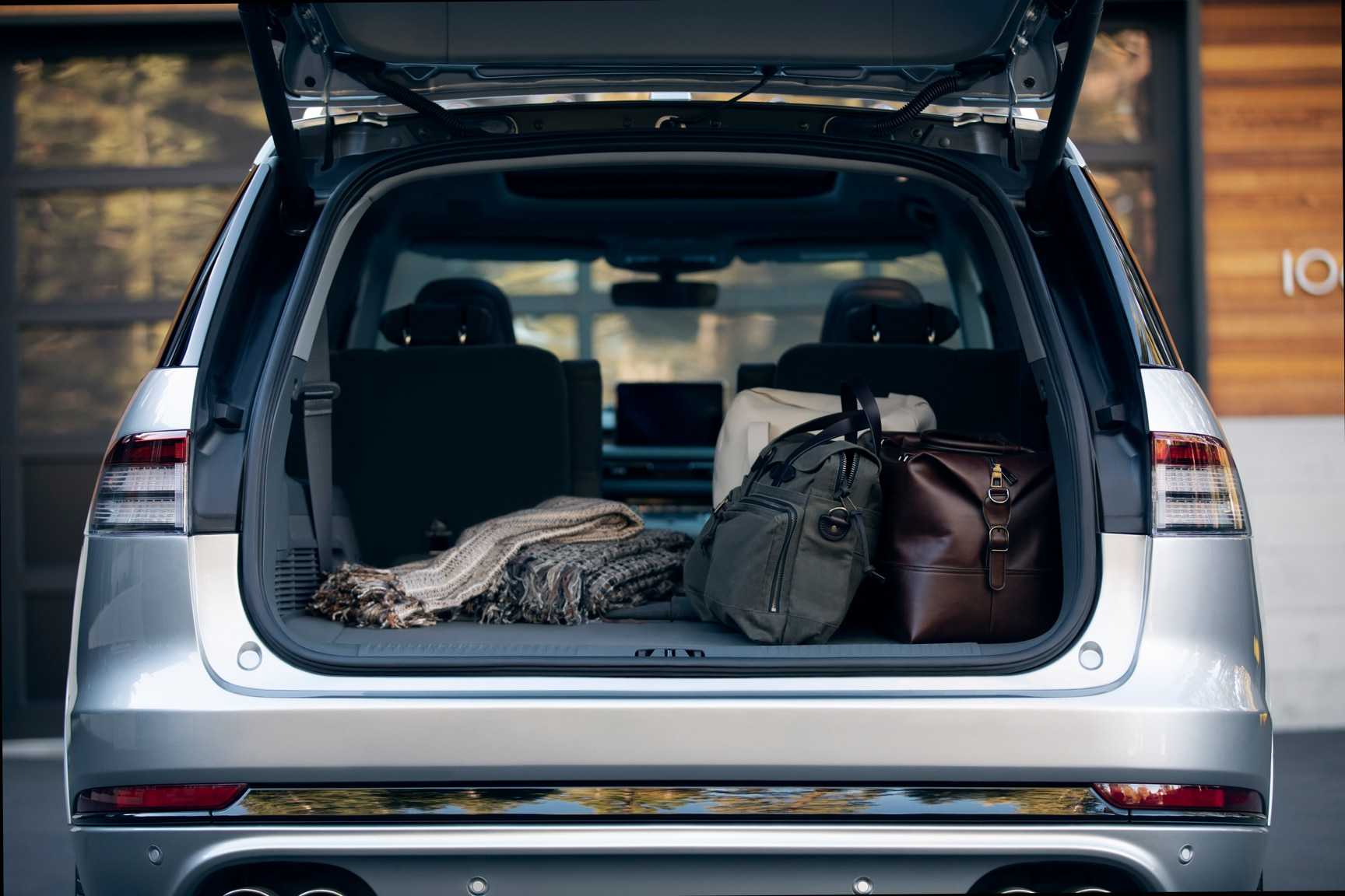 2020 Lincoln Aviator Here Are The Official Details Automobile