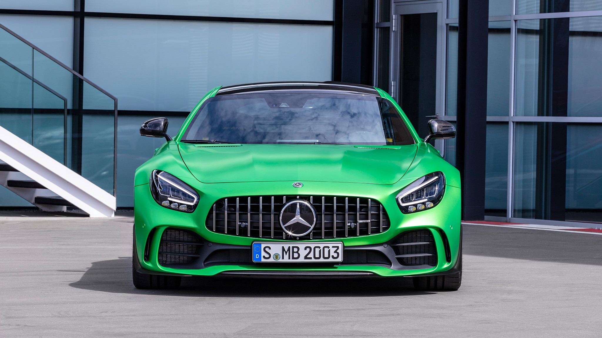 2020 Mercedes-AMG GT R Pro: No extra power, no extra need