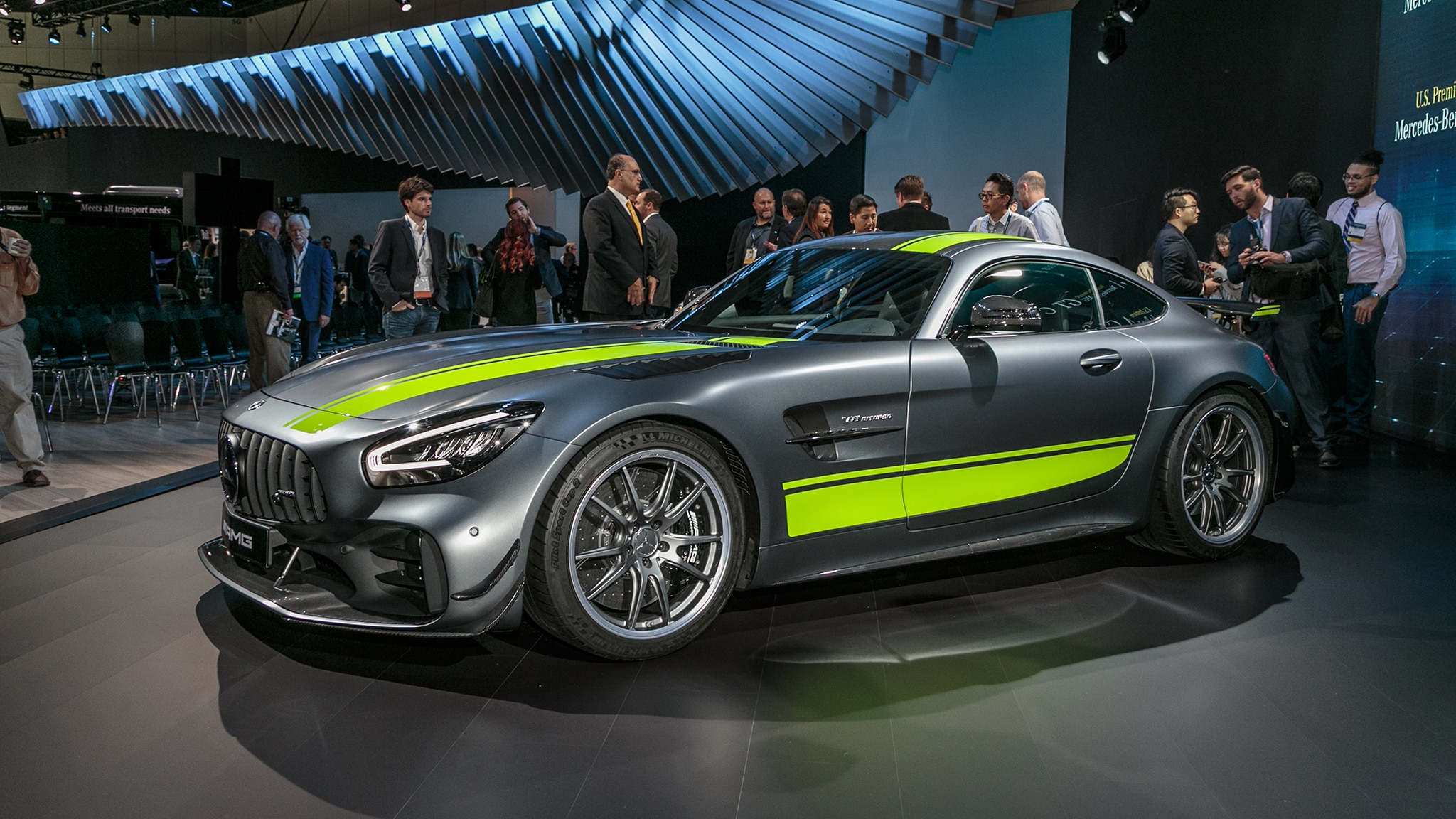 Limited-edition Mercedes-AMG GT R Pro revealed