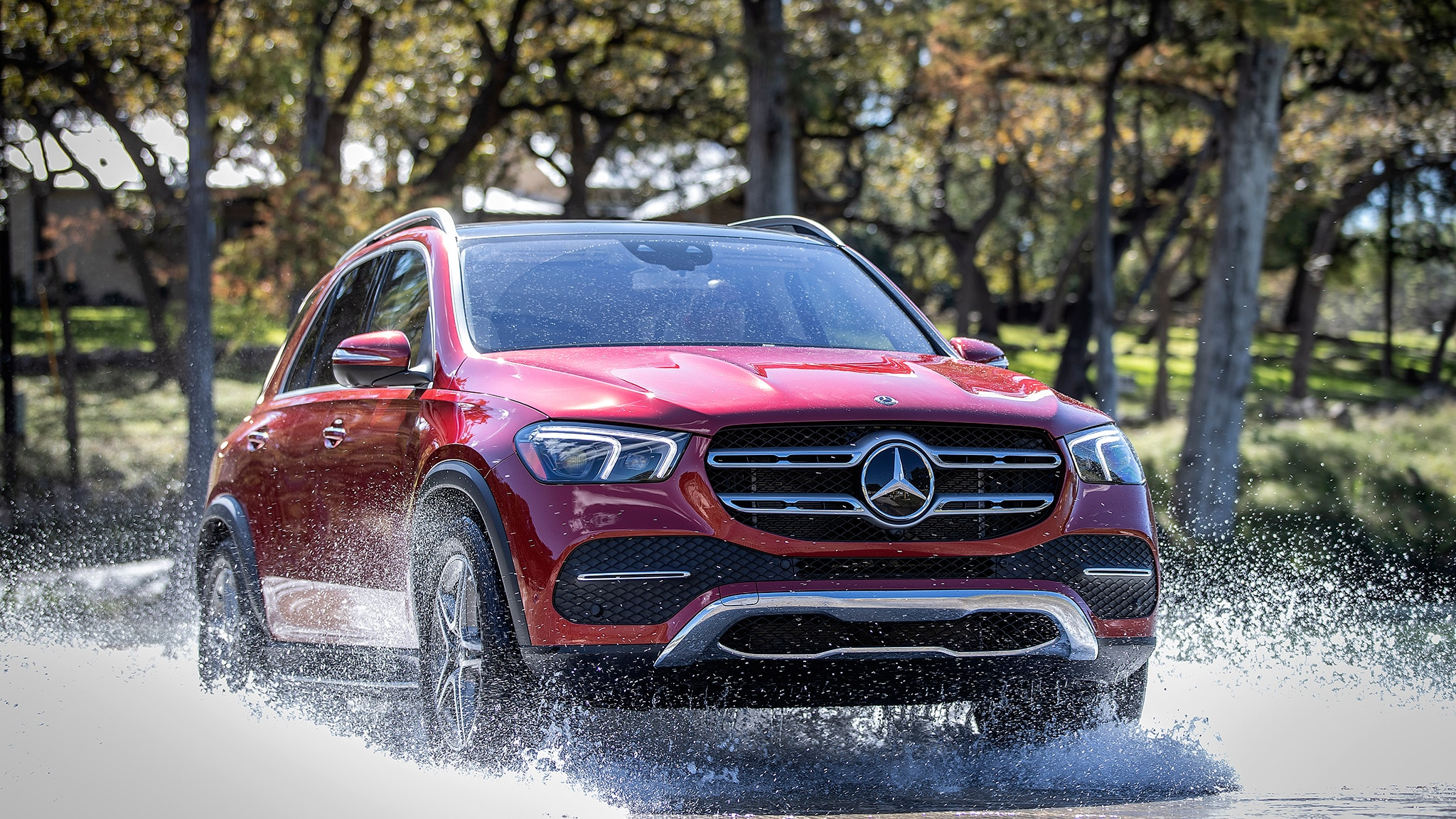 2020 Mercedes Benz Gle First Drive Review Automobile Magazine