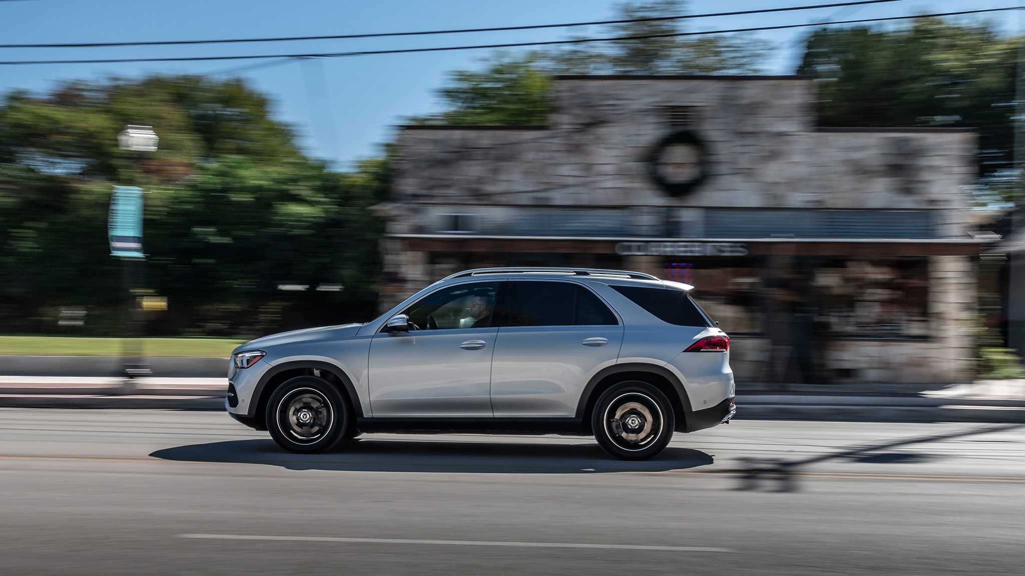 2020 Mercedes Benz Gle First Drive Review Automobile