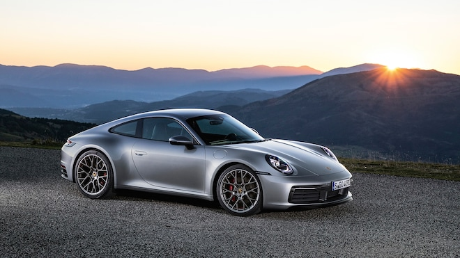 But Now Porsche Has An All New 911 Seen Above Which Is Also Known By Its 992 Internal Designation Things Look Good On Paper With More
