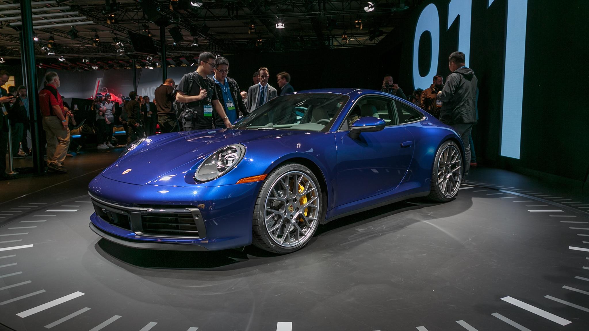 2020 Porsche 911 Carrera S How I D Spec It Automobile