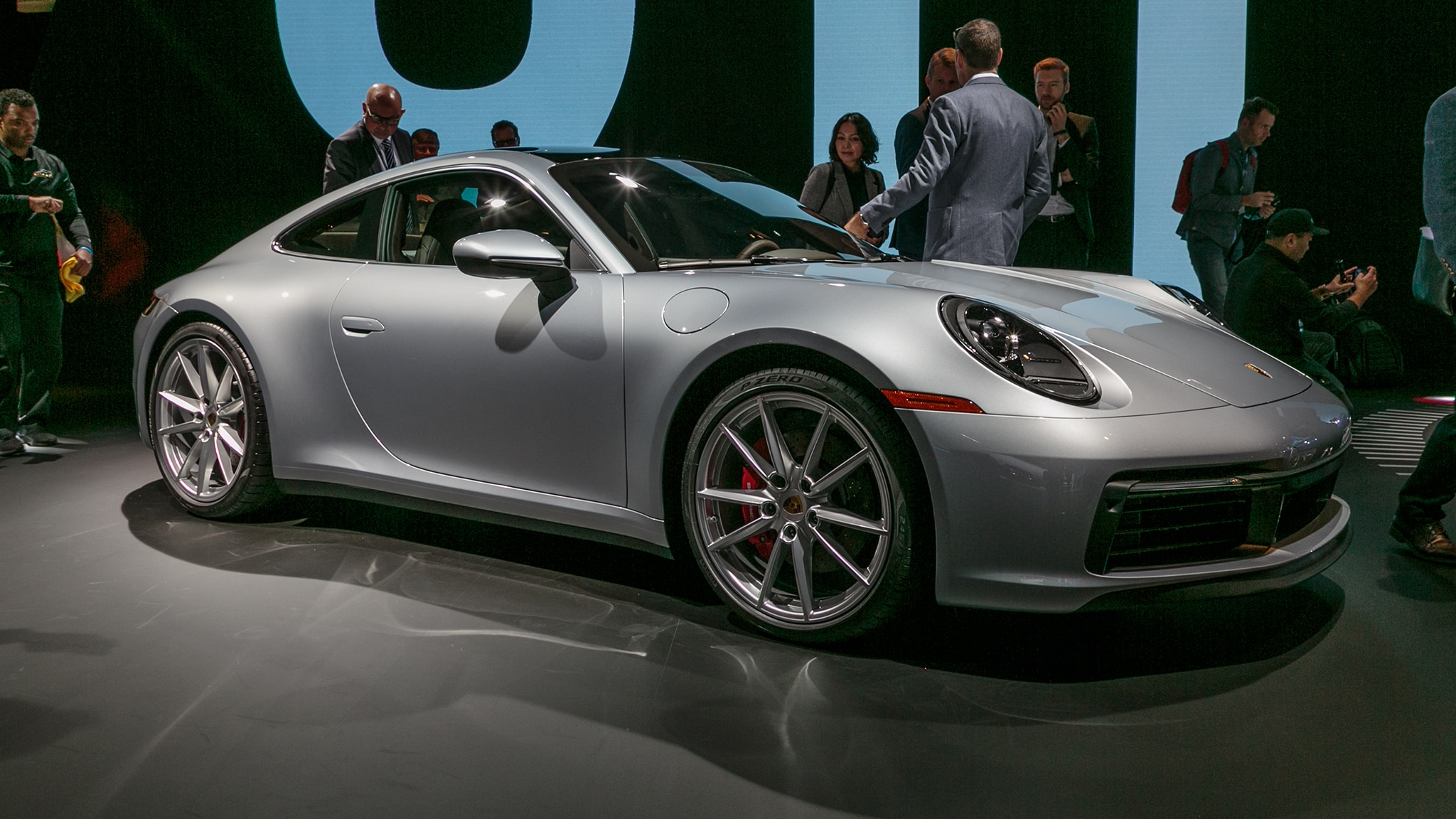 2020 Porsche 911 Carrera S 992 2