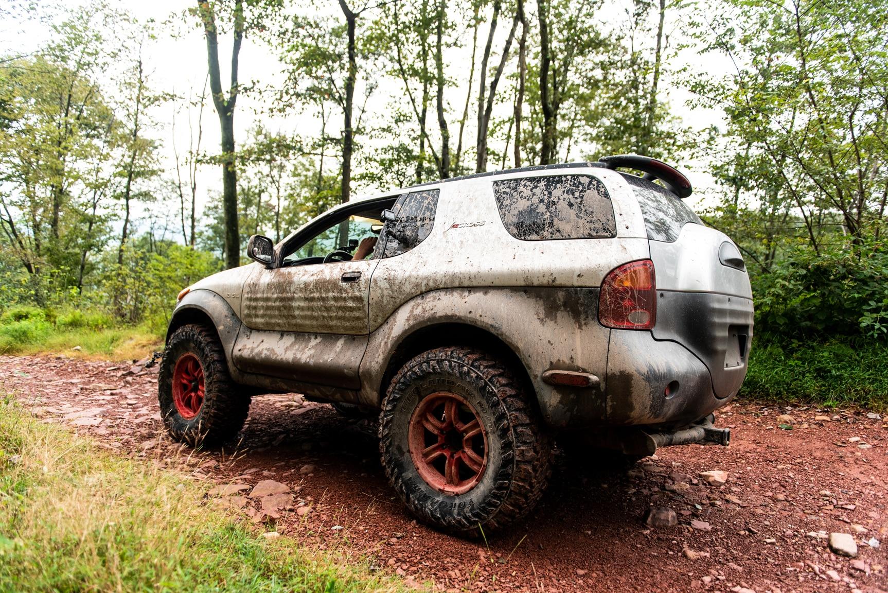 Dirt Every Day Isuzu Vehicross 699