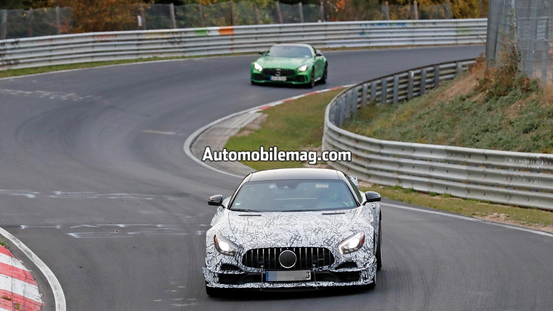 Mercedes AMG GT CS BS 1