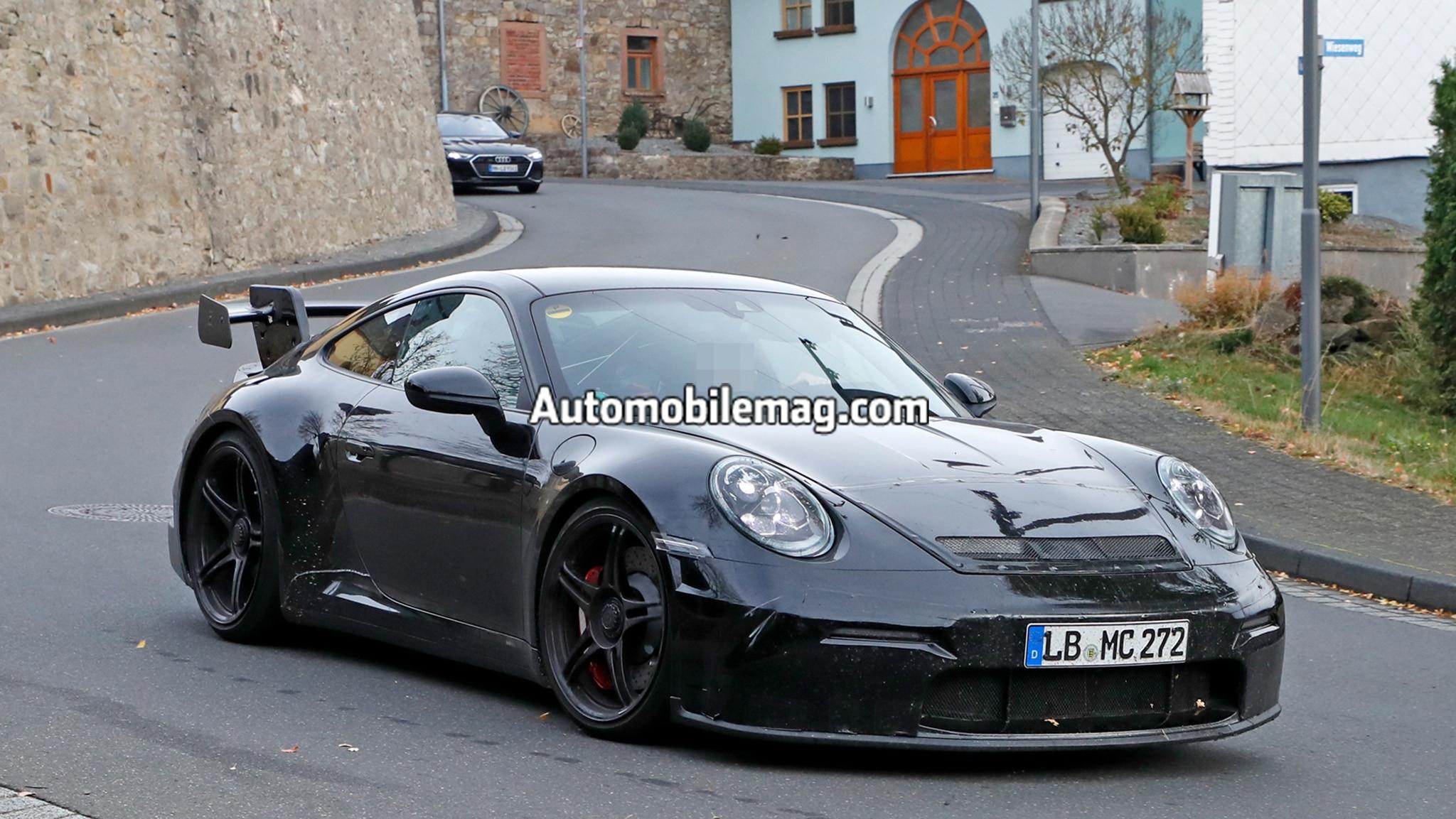 Porsche 992 GT3 Hero