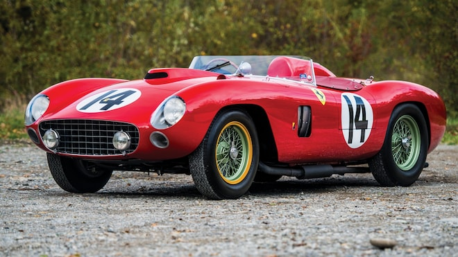 The 1956 290 Mm Chis Number 0628 Was Originally A Factory Race Car Driven By Some Of Greatest Names In 1950s International Racing Scene